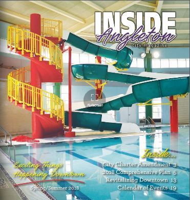 Spring Summer Issue of Inside Angleton