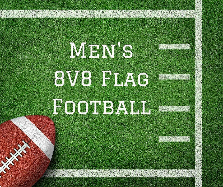 mens 9v9 flag football - COA