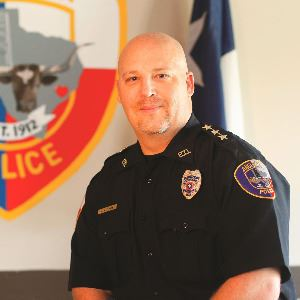 Chief Aaron Ausmus